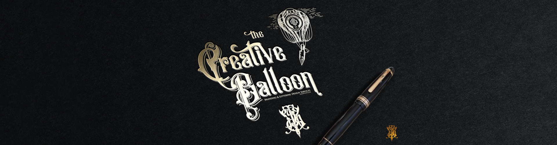 THE-CREATIVE-BALLOON-LOGO-GOLD-HEADERS